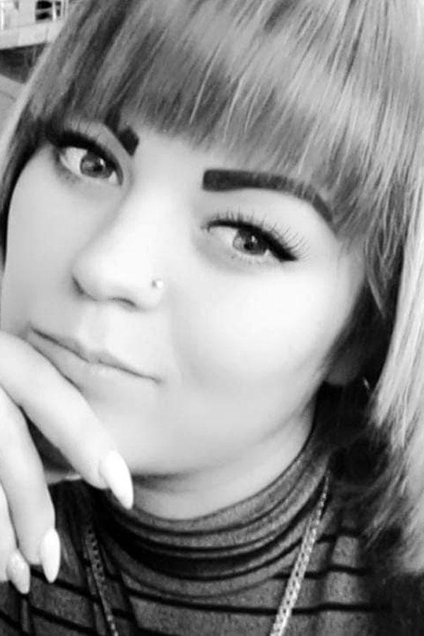 Ukrainische Frauen Partnervermittlung Alena eine hübsche ukrainische Frau, Foto (3)