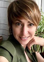 Olga, (43), eine ukrainische Frau
