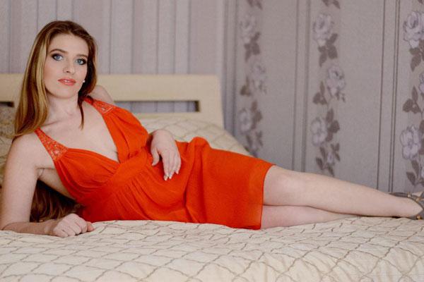 Ukrainische Frauen Partnervermittlung Valeria eine hübsche ukrainische Frau, Foto (8)