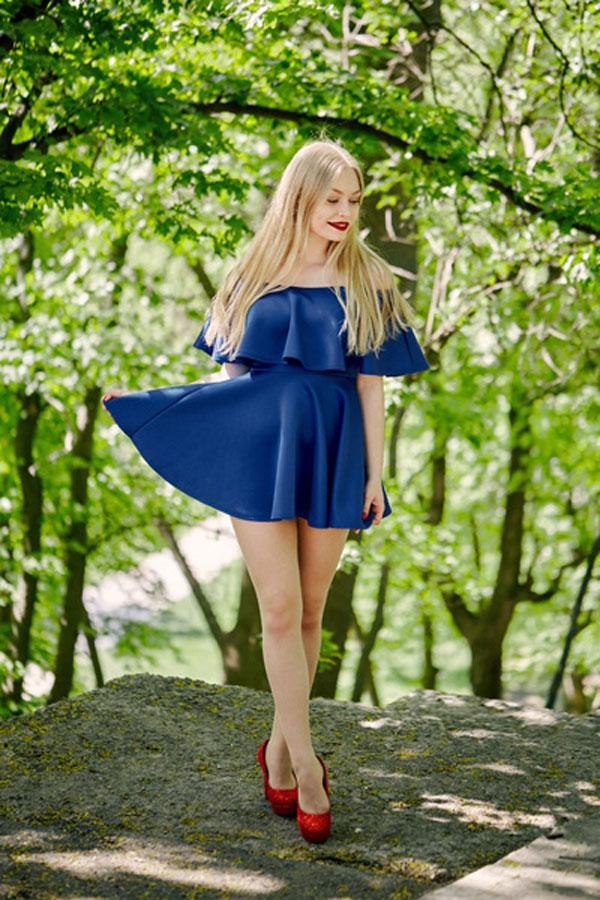 Ukrainische Frauen Partnervermittlung Sofia eine hübsche ukrainische Frau, Foto (6)