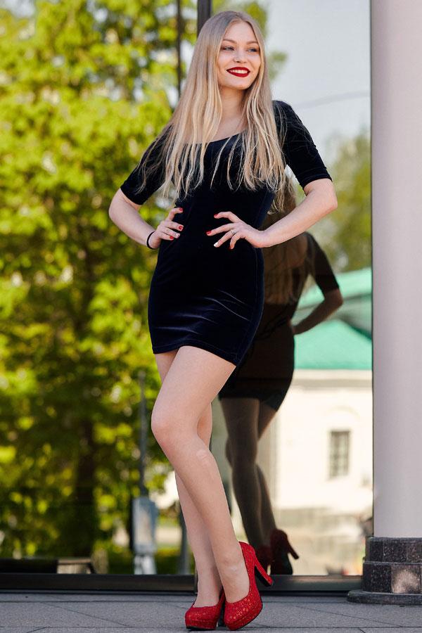 Ukrainische Frauen Partnervermittlung Sofia eine hübsche ukrainische Frau, Foto (8)