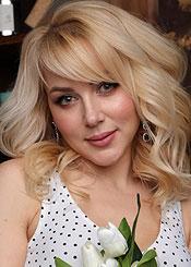 Tatiana, (39), eine ukrainische Frau