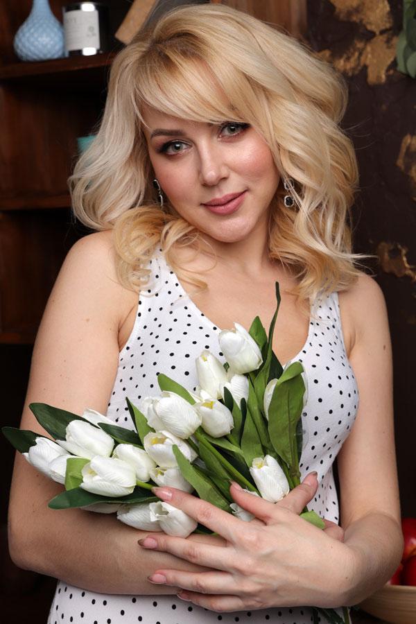 Ukrainische Frauen Partnervermittlung Tatiana eine hübsche ukrainische Frau, Foto (8)