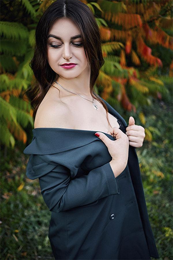 Ukrainische Frauen Partnervermittlung Alina eine hübsche ukrainische Frau, Foto (6)