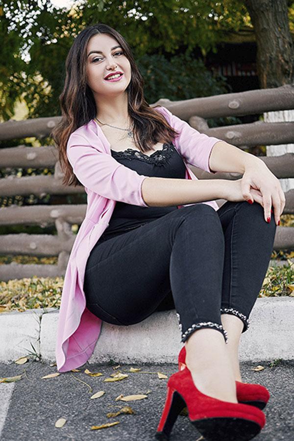 Ukrainische Frauen Partnervermittlung Alina eine hübsche ukrainische Frau, Foto (7)