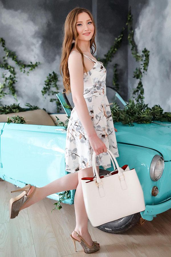 Ukrainische Frauen Partnervermittlung Ekaterina eine hübsche ukrainische Frau, Foto (1)
