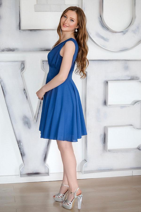 Ukrainische Frauen Partnervermittlung Ekaterina eine hübsche ukrainische Frau, Foto (2)