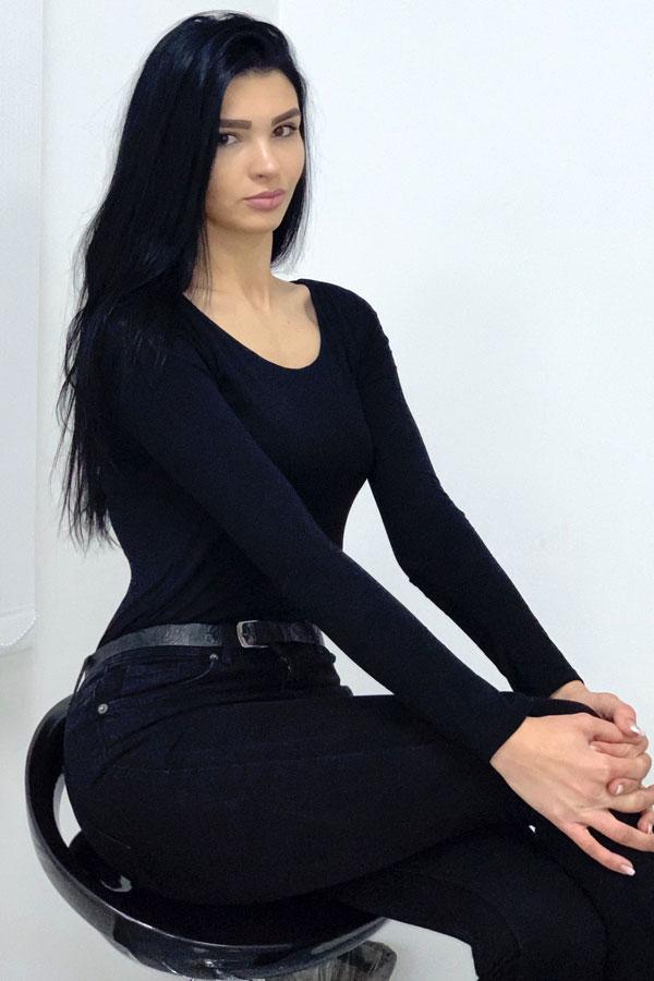 Ukrainische Frauen Partnervermittlung Marina eine hübsche ukrainische Frau, Foto (6)