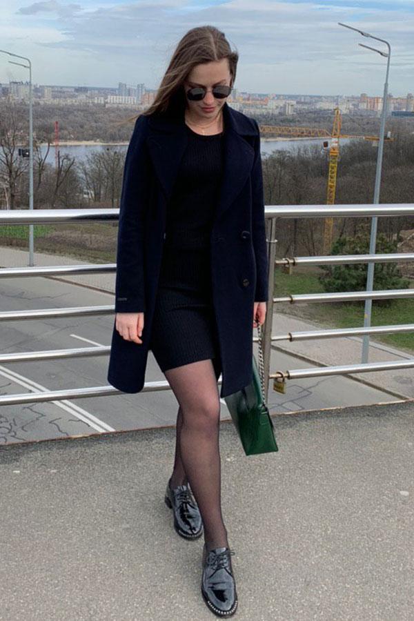 Ukrainische Frauen Partnervermittlung Valeria eine hübsche ukrainische Frau, Foto (3)