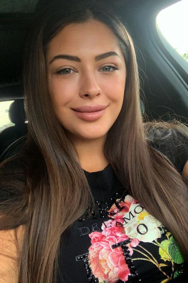 Ukrainische Frauen Partnervermittlung Yulia eine hübsche ukrainische Frau, Foto (3)