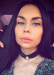 Olga, (35), eine ukrainische Frau
