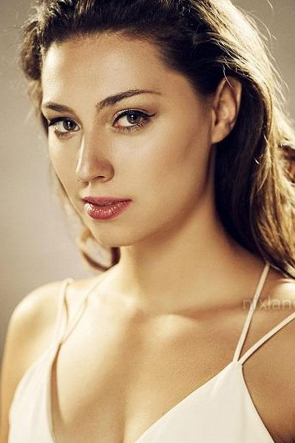 Ukrainische Frauen Partnervermittlung Ekaterina eine hübsche ukrainische Frau, Foto (3)