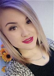 Irina, (25), eine ukrainische Frau