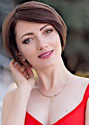 Agniya, (37), eine ukrainische Frau
