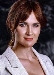 Anna, (38), eine ukrainische Frau