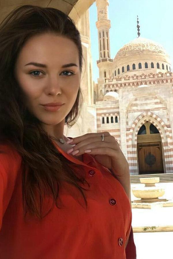 Ukrainische Frauen Partnervermittlung Yana eine hübsche ukrainische Frau, Foto (1)