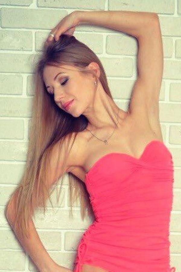 Ukrainische Frauen Partnervermittlung Anna eine hübsche ukrainische Frau, Foto (7)