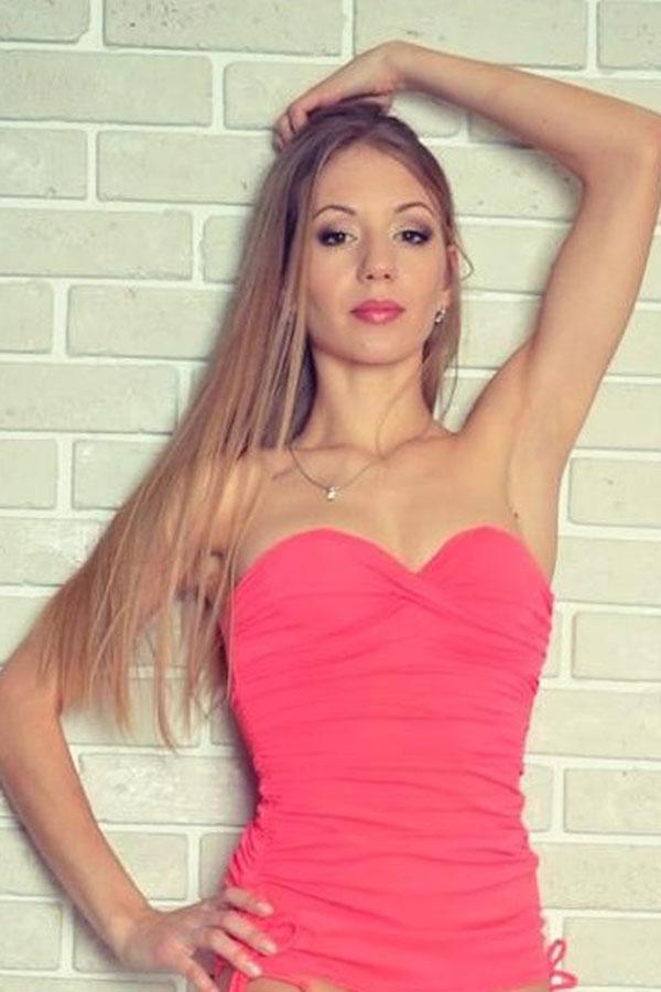 Ukrainische Frauen Partnervermittlung Anna eine hübsche ukrainische Frau, Foto (8)